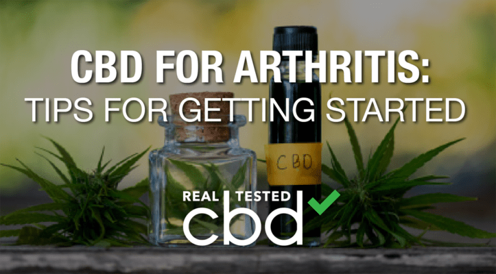 CBD Oil For Arthritis Pain Management