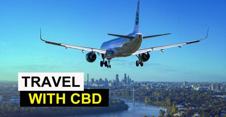 Travel With CBD Products